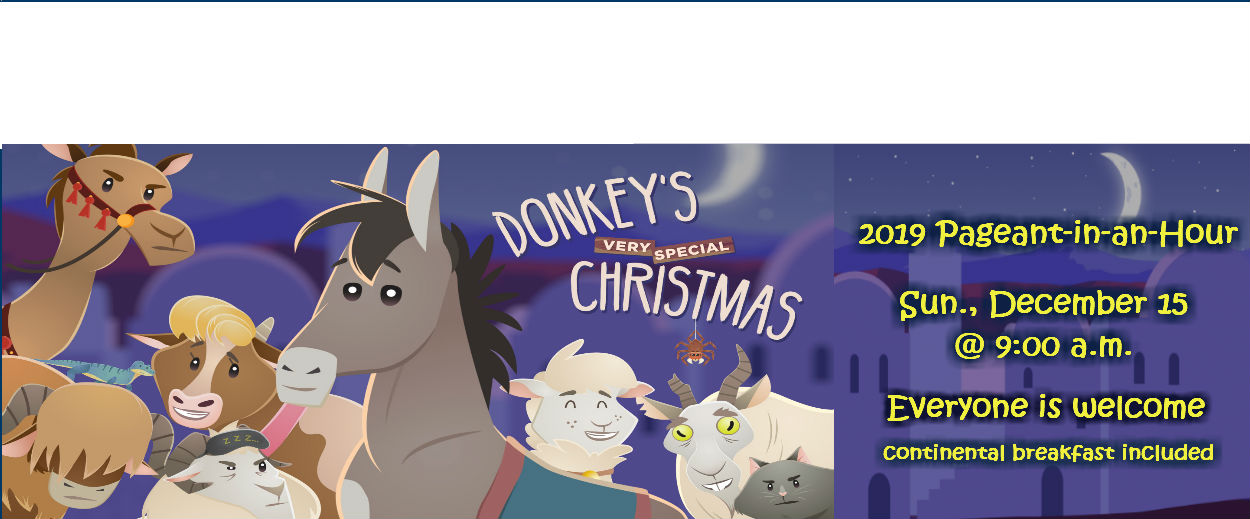 Donkey's Very Special Christmas