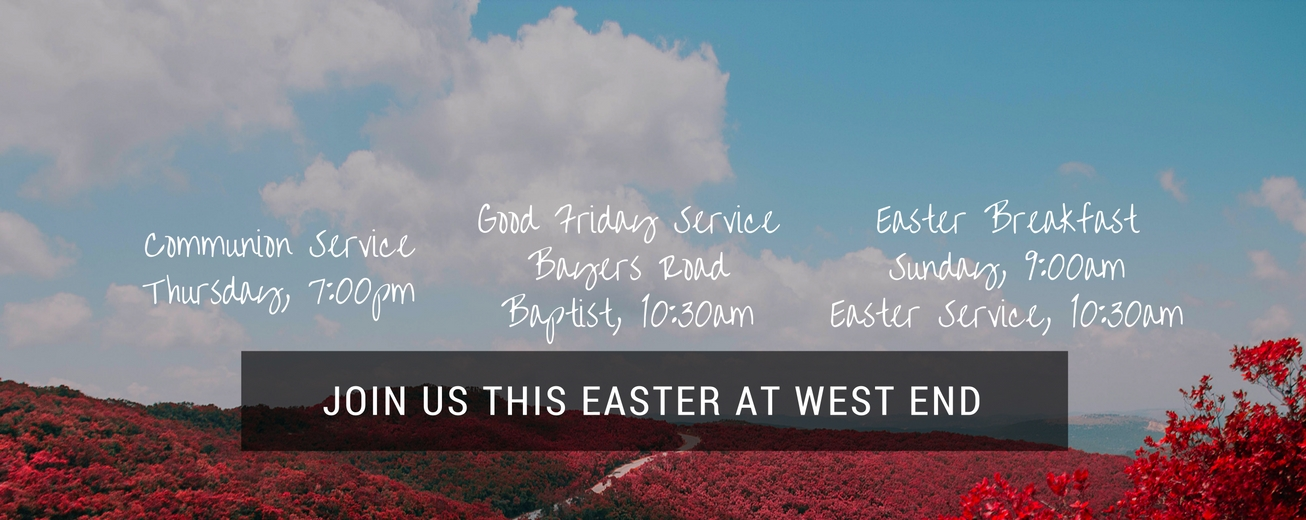 Easter at West End