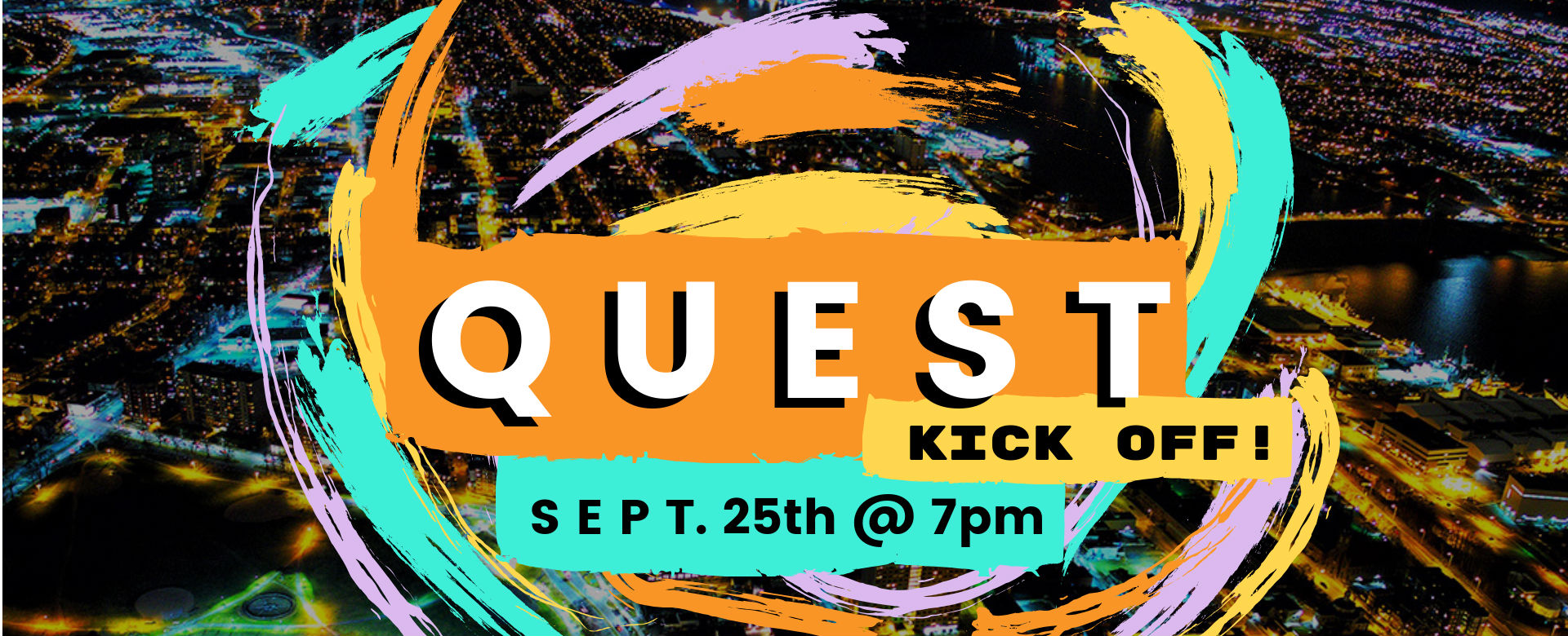 Quest starts up again on September 25