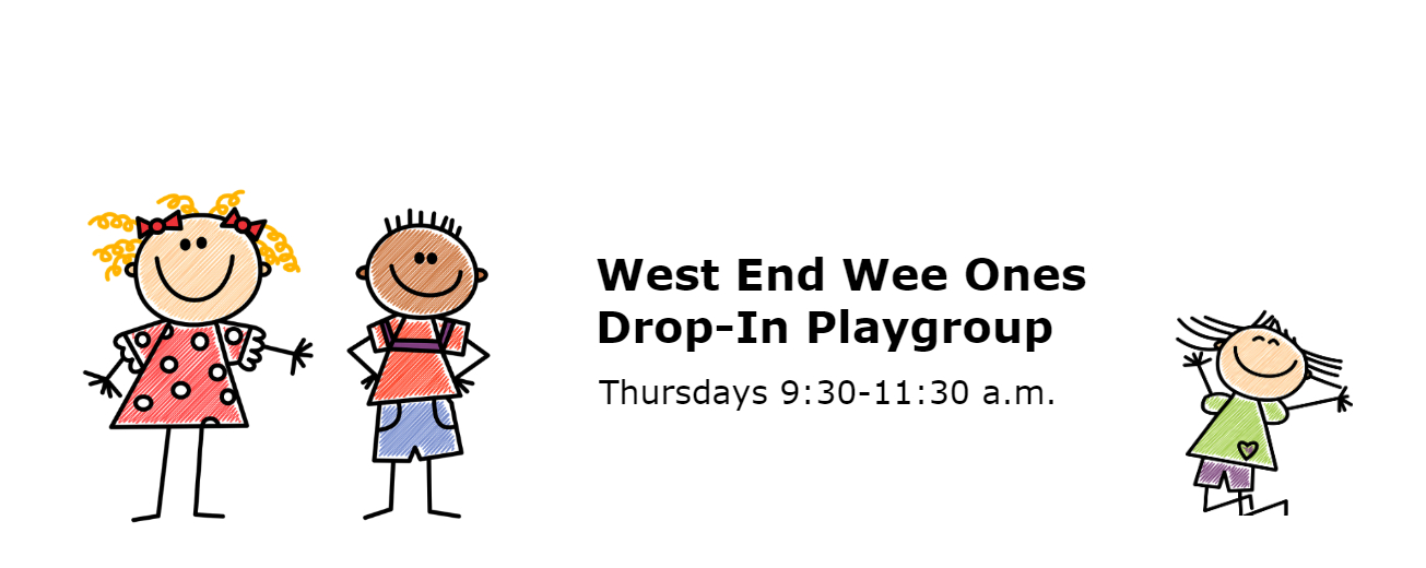 West End Wee Ones Drop-In Playgroup